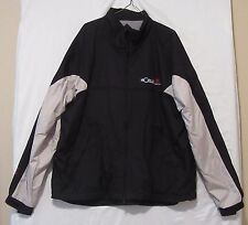 World Toyota Scion Jacket sz L Port Authority Full Zip All-Season Fleece Lined