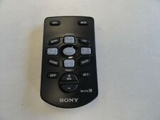 SONY REMOTE COMMANDER (RM-X114) BLACK 1-476-526-14 MARINE BOAT