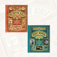 Jeff VanderMeer & S. J. Chambers Collection 2 Books Set Pack The Steampunk Bible