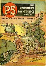 PS PREVENTIVE MAINTENANCE MAGAZINE 229 ISSUES ON DVD