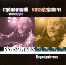 Stephane Grappelli McCoy Tyner Jazzessentials CD Warsaw Jazz Jamboree 2000