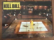 UMA THURMAN PHOTO D' EXPLOITATION QUENTIN TARANTINO 2003 KILL BILL