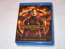 Movie Blu Ray THE HUNGER GAMES MOCKING JAY PART 1 JENNIFER LAWRENCE GREAT FAMILY