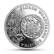 Poland / Polen - 20zl Florin of Ladislas the Elbow-high