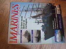 µµ Marines guerre & commerce n°61 Croiseur Algérie ULYSSE Jean Charcot Bolivar