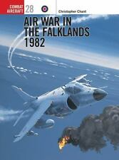 Air War in the Falklands 1982 Osprey Publishing Combat Aircraft Vol.28 Very Good