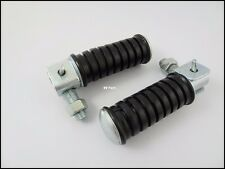 YAMAHA DT100 DT125 DT175 DT250 DT400 REAR FOOT PEGS , FOOTREST / 2 PCS