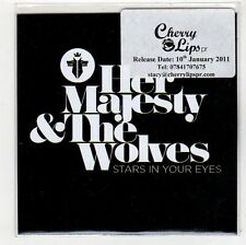 (FC606) Her Majesty & The Wolves, Stars In Your Eyes - 2011 DJ CD