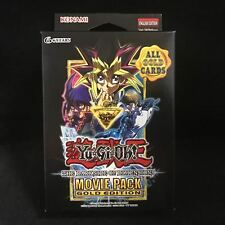 Yu-Gi-Oh! Trading Card Game The Darkside of Dimensions Movie Pack Gold Edition