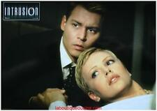 INTRUSION 8 Photos Cinéma / French Lobby Cards JOHNNY DEPP CHARLIZE THERON