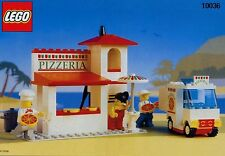 Lego Town CLASSIC TOWN 10036 / 6350 PIZZA TO GO  NEW Sealed