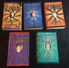 VC (Vc, V.c.) Andrews Book Lot Complete Logan Series Music in the Night