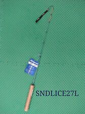 """Shakespeare NOODLE ICE 27"""" Light Spinning Rod #SNDLICE27L"""