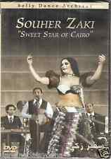 Suher Zaki BellyDance Cairo Star Performance Classic Dance NTSC Arabic Movie DVD