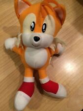 SEGA SONIC The Hedgehog  Japan UFO Plush Doll 1993 Tales & Emmy