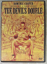 The Devil's Double (Dominic Cooper & Ludivine Sagnier) DVD (Region 1)