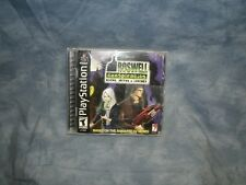 Roswell Conspiracies: Aliens, Myths & Legends  (PlayStation 1, 2001) (Complete)