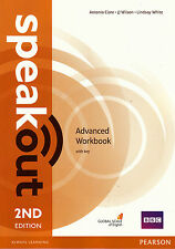 Pearson SPEAKOUT 2nd EDITION Advanced Workbook with Answer Key @NEW@