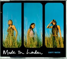 MADE IN LONDON - DIRTY WATER - CD SINGLE