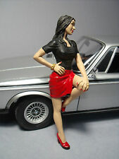 OLGA  1/18  UNBEMALTE  GIRL  FIGUR  UNPAINTED  FIGURE  VROOM  FUR  MINICHAMPS
