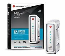 ARRIS Motorola Surfboard SB6141 High Speed Cable Modem DOCSIS 3.0