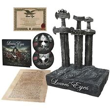 LEAVES EYES - KING OF KINGS - 2CD BOXSET BRAND NEW 2015 - LTD 700 UNITS