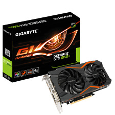 GeForce GTX 1050 Ti G1 Gaming 4G gigabyte