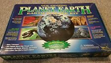 Our Amazing Planet Earth Science Kit Education Home School Experiments new #7200