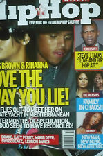 """HIP HOP WEEKLY"" Magazine - Chris Brown & Rihanna - Love The Way You Lie!"