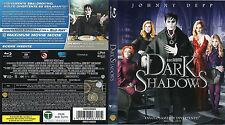 Dark Shadows (2012) BLU-RAY