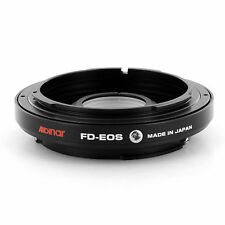 Canon FD/FL Lens to EOS EF Adapter fo Rebel 450D 600D 650D 1D 1Ds Elan T T2 2000