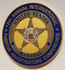 USMS 12th International Fugitive Investigators Conference Toronto Police Canada