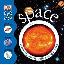 Space (EYE KNOW), DK Publishing, Good Book