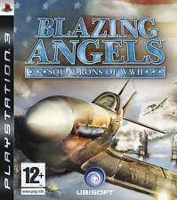 Blazing Angels: Squadrons of WWII PS3 *in Great Cond*