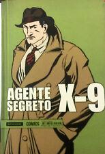 AGENTE SEGRETO x-9  novembre 1935 / aprile 1938 Mondadori cartonato