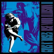 Guns n' Roses - Use Your Illusion II - 180g Double Vinyl LP + MP3 Download