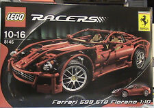 LEGO Racers 8145 Ferrari 599GTB Fiorano 1:10  NEW Sealed