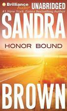 Honor Bound by Sandra Brown (2012, CD, Unabridged)