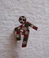 Orig.Pin   WM ITALIEN 1990  //  Das Offizielle Maskottchen CIAO  !!  SEHR SELTEN