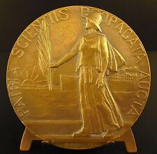 Médaille colonies Académie des sciences coloniales Descomps medal Regelsperger