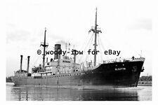 mc4893 - Polish Cargo Ship - Olsztyn in 1969 - photograph