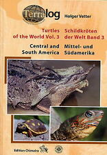 TERRALOG, Turtles of the World Vol. 3 - South and Central America
