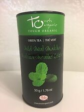 Touch Organic Mild Mint Matcha Organic Green Tea Powder 50g/1.76 ounces