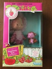 Sealed In Box  Raspberry Tart Vintage Strawberry Shortcake Doll  1982