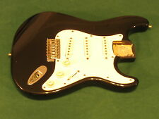 Loaded 1995 Fender MIM Stratocaster Body - Squier Series Guitar Body