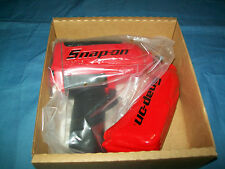 """NEW Snap-on™ 1/2"""" drive SUPER Duty Magnesium Air Impact Wrench MG725 RED NIB"""