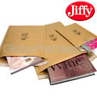 50 x JL0 JIFFY PADDED BUBBLE BAGS ENVELOPES 140x195mm