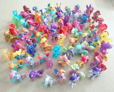 Random Send 10 Pieces Hasbro My Little Pony Friendship is Magic Figures 4-6cm