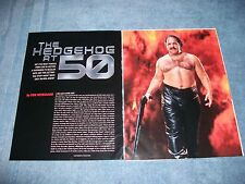 "2003 Porn Star Ron Jeremy Article ""The Hedgehog at 50"""