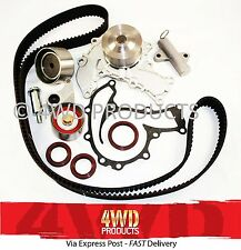 Water Pump/Timing/Hydraulic Tensioner kit - Jackaroo UBS25 3.2-V6 6VD1 (92-98)